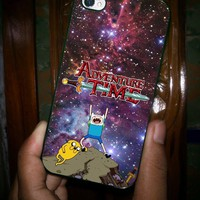 ADVENTURE TIME BMO JAKE AND FINN NEBULA - iPhone 5 Case, iPhone 4/4s Case, Hard Case OCM
