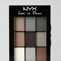 Urban Outfitters - NYX Love In Paris Eye Shadow Palette