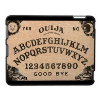 Ouija Board - IPad Case from Zazzle.com