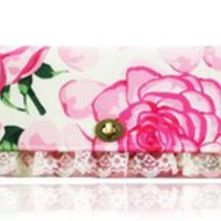 Prue Pettiskirt Envelope Clutch {Handmade by Lw.}