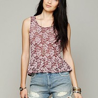 Free People Harvest Moon Tank