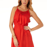 Demi Ruffle Dress