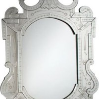 One Kings Lane - Mirror Fair - Venetian-Style Mirror I