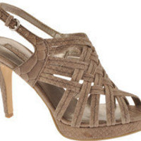 Bandolino On the Spot - Taupe Leather - Free Shipping & Return Shipping - Shoebuy.com