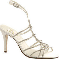 Diane Lynn Valentina - Light Ivory - Free Shipping & Return Shipping - Shoebuy.com