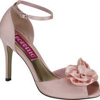 Bordello Rosa 02 - Baby Pink Satin - Free Shipping & Return Shipping - Shoebuy.com