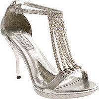 Touch Ups Chanelle - Silver Metallic - Free Shipping & Return Shipping - Shoebuy.com