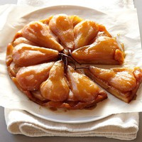 Tatte Pear Tart Tatin