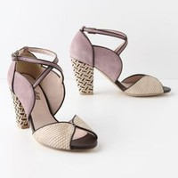 Mixed Media Heels - Anthropologie.com