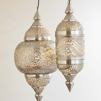 Moroccan Hanging Lamp