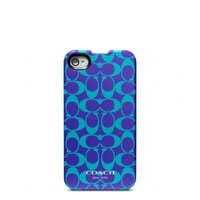 Coach :: Signature Iphone 4 Case