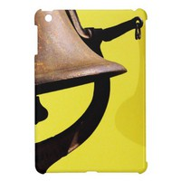 Antique Ship&#x27;s Bell iPad Case iPad Mini Covers from Zazzle.com