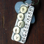 Tuffy Pet ID tag mixed metal by DoggoneTags on Etsy