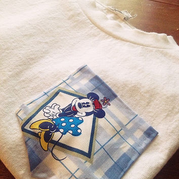 Minnie Mouse pocket tee