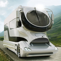 Marchi Mobile eleMMent RV - buy at Firebox.com