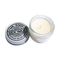 Sex Wax 4oz Candle - SWCANDLE in Coconut