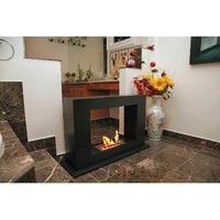 EVEN Free Standing Bio Ethanol fireplace