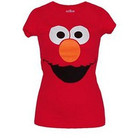 Elmo Big Face Junior Tee