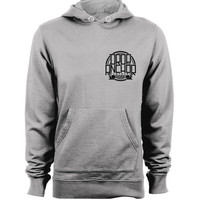 Grey Hoodie PRE ORDERS ONLY