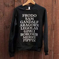 LOTR Sweater (Fellowship of the Ring Sweater)