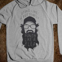 Sting Like a Butterfly (Hoodie) - Ruralrule
