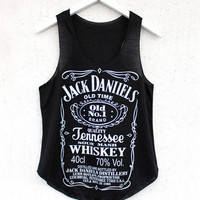 Whiskey Tee - Black | BATOKO