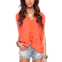 Butterfly Top $16