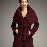 Marla Wrap Coat
