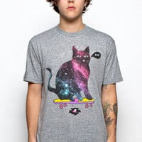 Guys Lets Get Rad Crew Neck Tee - Glamour Kills Clothing