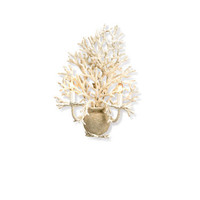 Currey and Company 5035 Seaward 2 Light Wall Sconce | Capitol Lighting 1800lighting.com