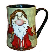 Amazon.com: Disney Grumpy 'I Hate Mornings' Coffee Mug: Home & Kitchen