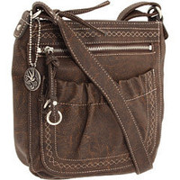 Lou-ella Multi Compartment Crossbody at 6pm.com