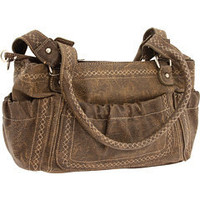 Lou-ella 3 Compartment Zip-Top Tote at 6pm.com