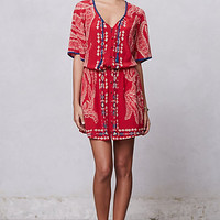 Cinched Indio Dress
