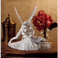 Cupid and Psyche Sculpture