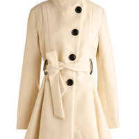 Take the Knight Coat | Mod Retro Vintage Jackets | ModCloth.com