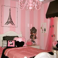 Poodles, Paris and a Pink Bedroom - Design Dazzle