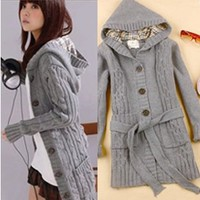Chaqueta-Jersey / Sweater-Jacket 2WH050