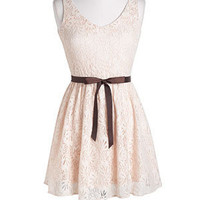 dELiAs > Lace Belted Dress > dresses > casual