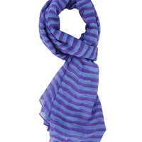 Wavy Striped Scarf | FOREVER21 - 1000033624