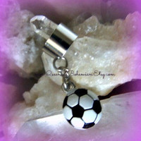 Soccer Ball Ear Cuff Direct Checkout Sports Jewelry Ready to Ship
