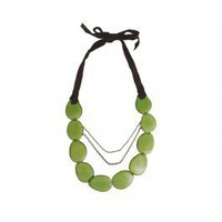 Lime Floresta Necklace