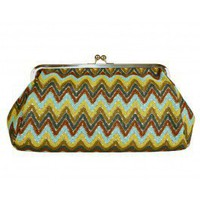 Ipanema Green Clutch