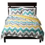 Room Essentials Chevron Bedding Set - White