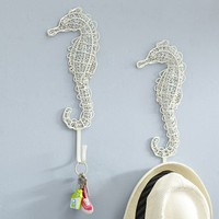 Wire Seahorse Hook