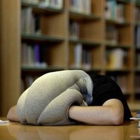 We All Best Ostrich Pillow Office the Nap Pillow,ostrich Pillow Head,neck Protection Pillow Everywhere Nod Off to Sleep Christmas Gifts,boyf