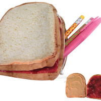 PEANUT BUTTER  JELLY STORAGE POCKET