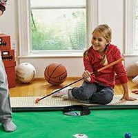 Putter Pool Indoor Game