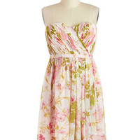 Floral Fair Dress | Mod Retro Vintage Dresses | ModCloth.com