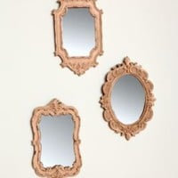 UrbanOutfitters.com &gt; Camille Wall Mirrors Set Of 3